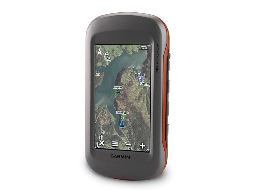 Garmin Montana 650 Handheld GPS Unit