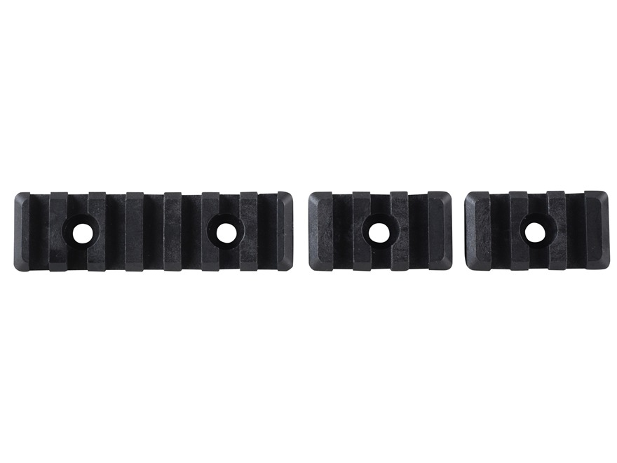 Midwest Industries Customizable Rail Section Kit for SS-Series AK-47, AK-74 Handgaurds Polymer