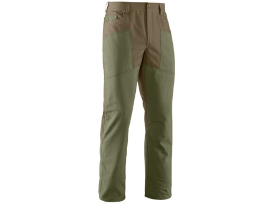 Under Armour Men's Prey Upland Brush Pants Cotton and Nylon Bayou and Thyme