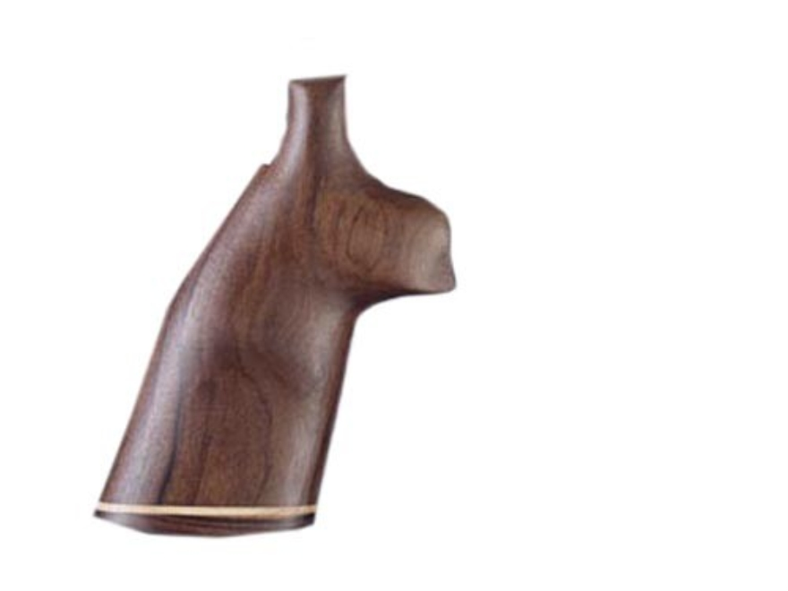 Hogue Fancy Hardwood Grips with Accent Stripe Taurus Small Frame