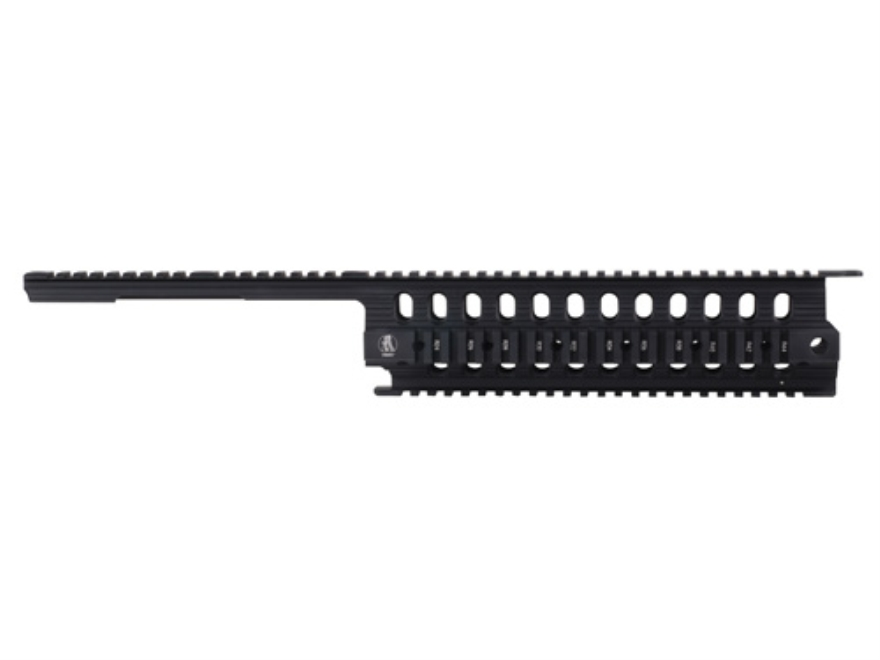 Troy Industries SIG-556 Battle Rail 2-Piece Quad Rail Sig Sauer 556 Black