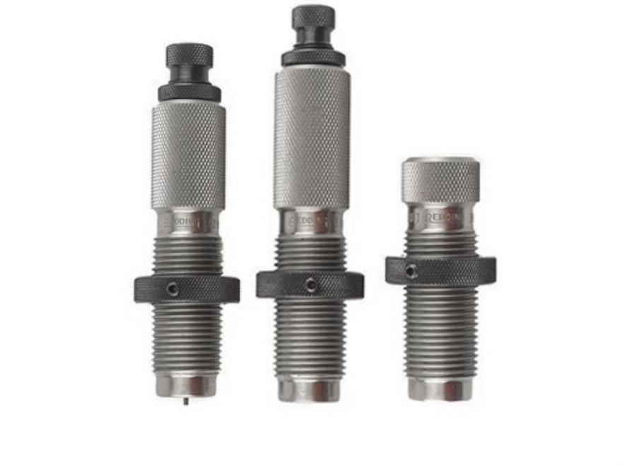 Redding Type S Bushing 3-Die Neck Sizer Set 6.5mm-06 A-Square