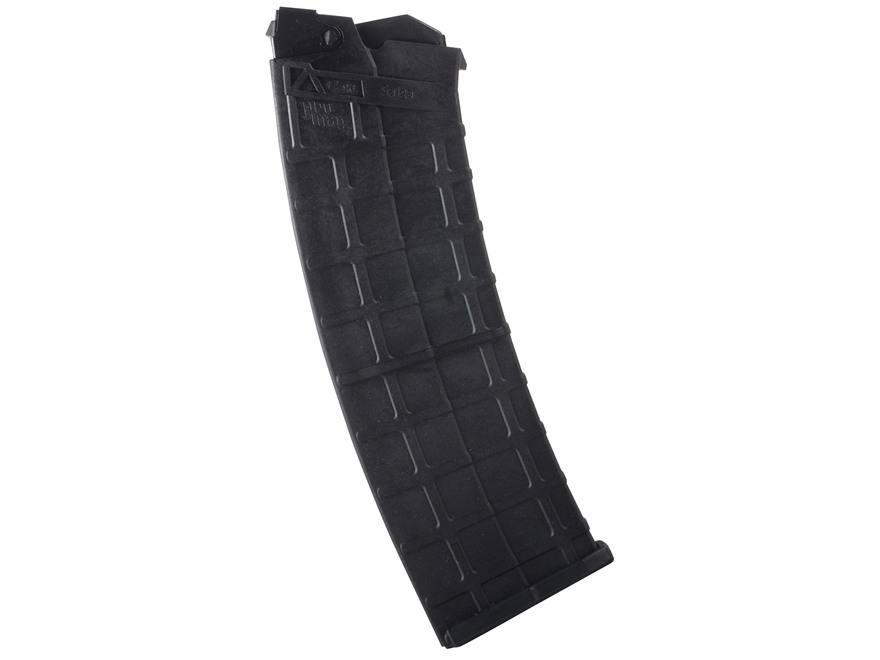 ProMag Magazine Saiga 12 Gauge Polymer Black