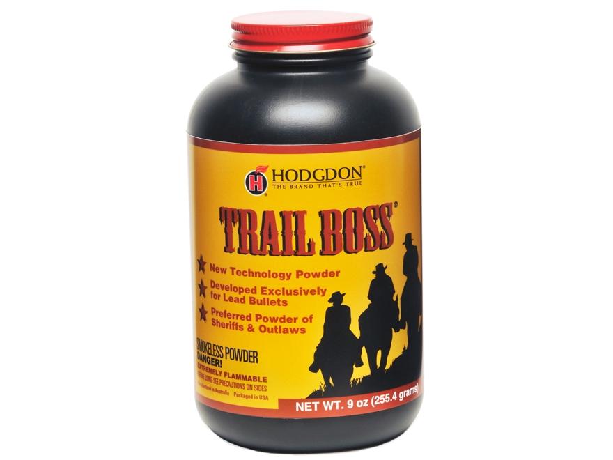IMR Trail Boss Smokeless Powder
