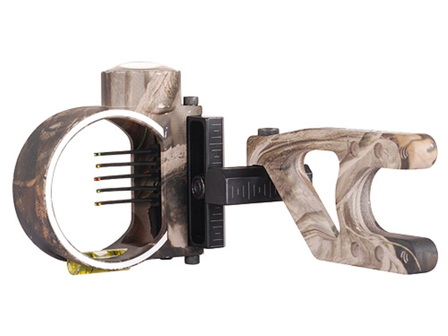 "Limbsaver Prism-Lite 5-Pin Bow Sight .019"" Pin Diameter Right Hand Polymer Next G1 Camo"