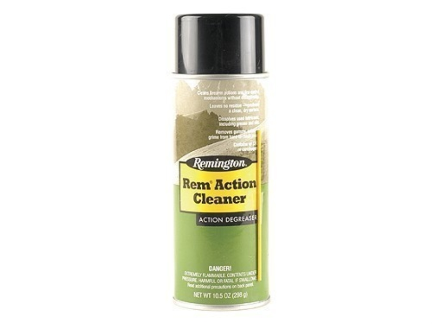 Remington Rem Action Gun Cleaner-Degreaser 10-1/2 oz Aerosol
