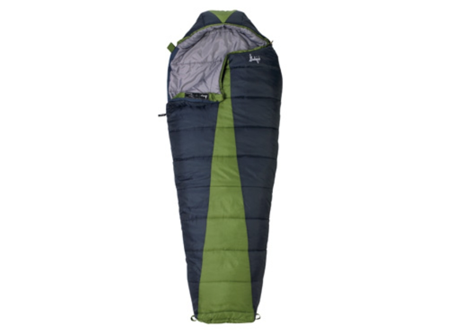 Slumberjack Latitude Mummy Sleeping Bag Polyester