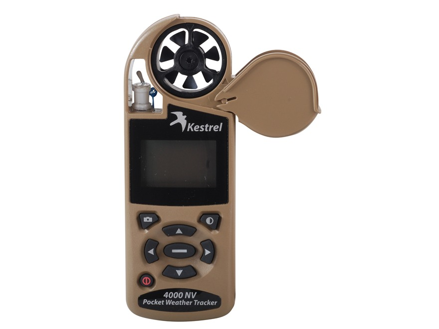 Kestrel 4000NV Electronic Hand Held Weather Meter