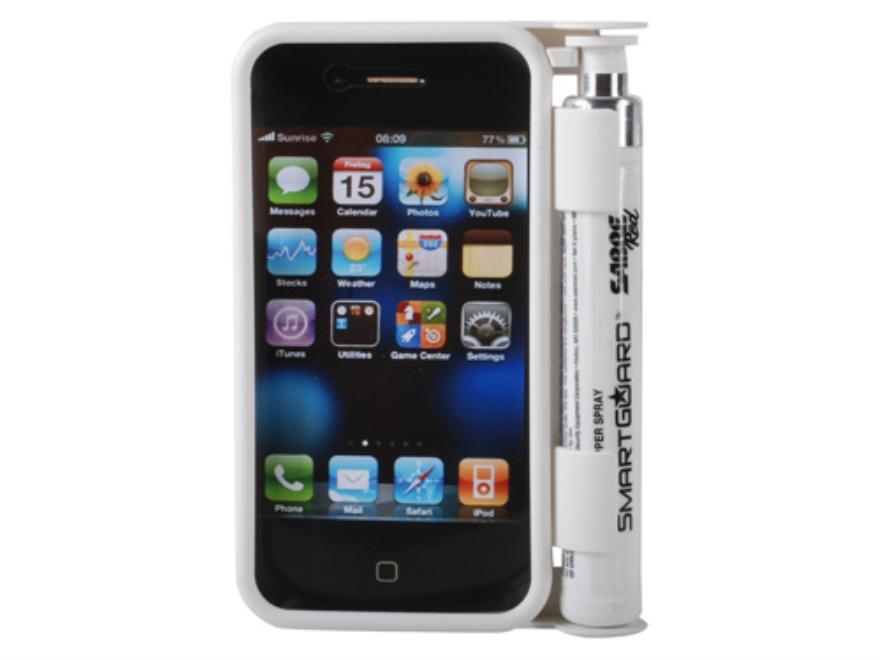 Sabre SmartGuard iPhone 4 Case Pepper Spray