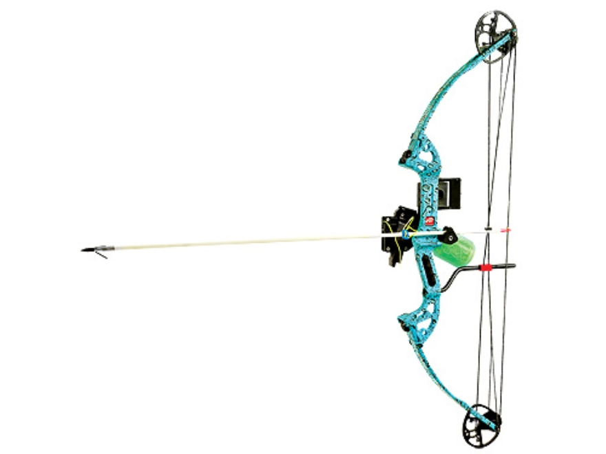 Pse barracuda compound bowfishing bow package right hand for Bow fishing bow