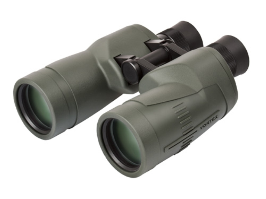 Vortex Optics Hurricane Binocular 10x 50mm Porro Prism Rubber Armored Green