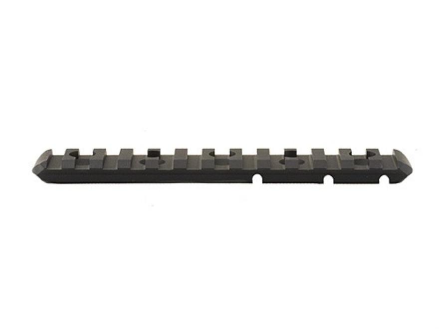 Mesa Tactical Telescoping Stock Adapter Mount Standard Profile Picatinny Rail Aluminum Matte