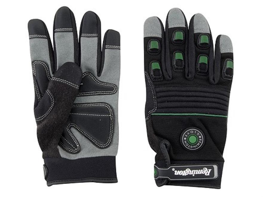 Remington RG-13 Impact Gel Gloves Synthetic