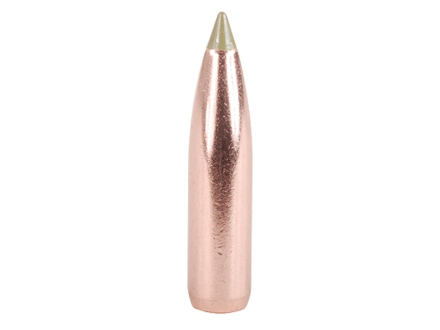 Nosler E-Tip Bullets 25 Caliber (257 Diameter) 100 Grain Spitzer Boat Tail Lead-Free Box of 50