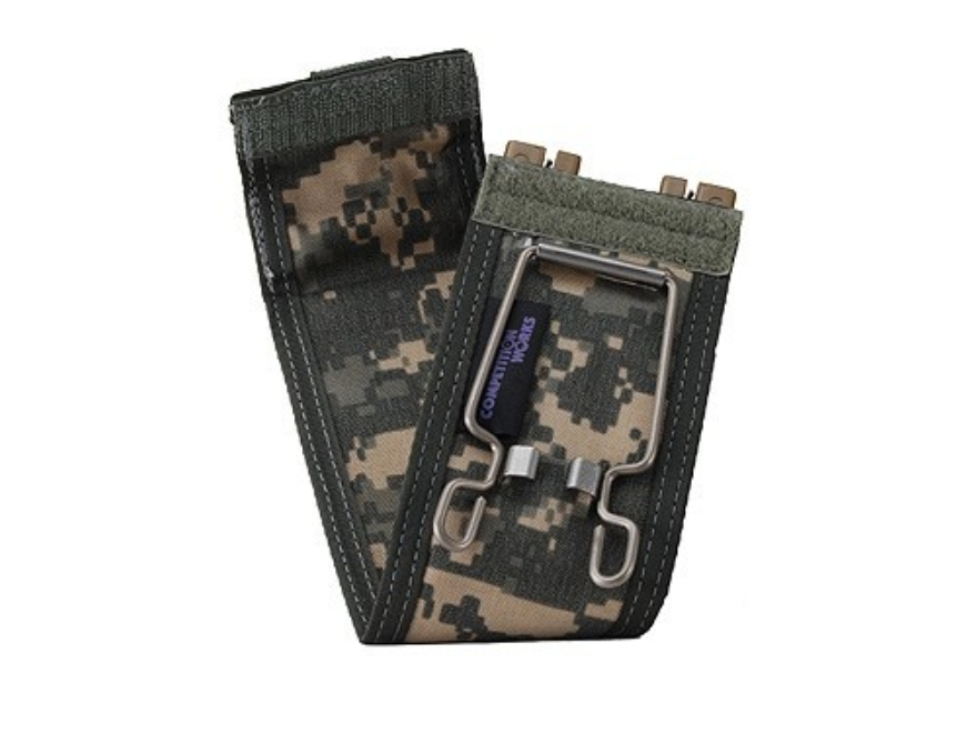 California Competition Works Shell Caddy Tactical Shotshell Ammunition Carrier 12 Gauge...