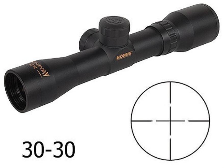 Konus Pistol Scope 2x 28mm 30-30 Reticle Matte