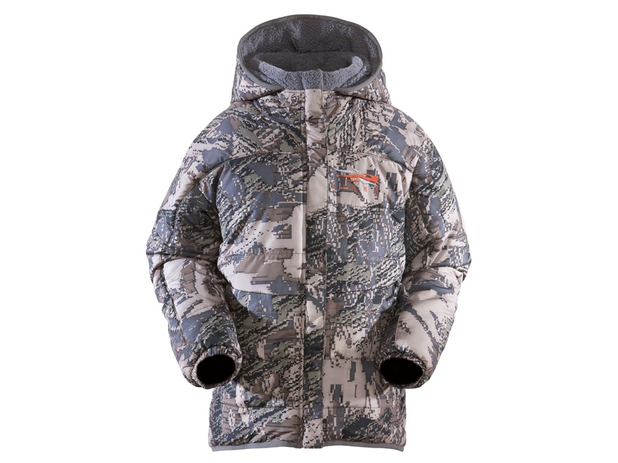 Sitka Gear Youth Kelvin Insulated Hoody Jacket Polyester