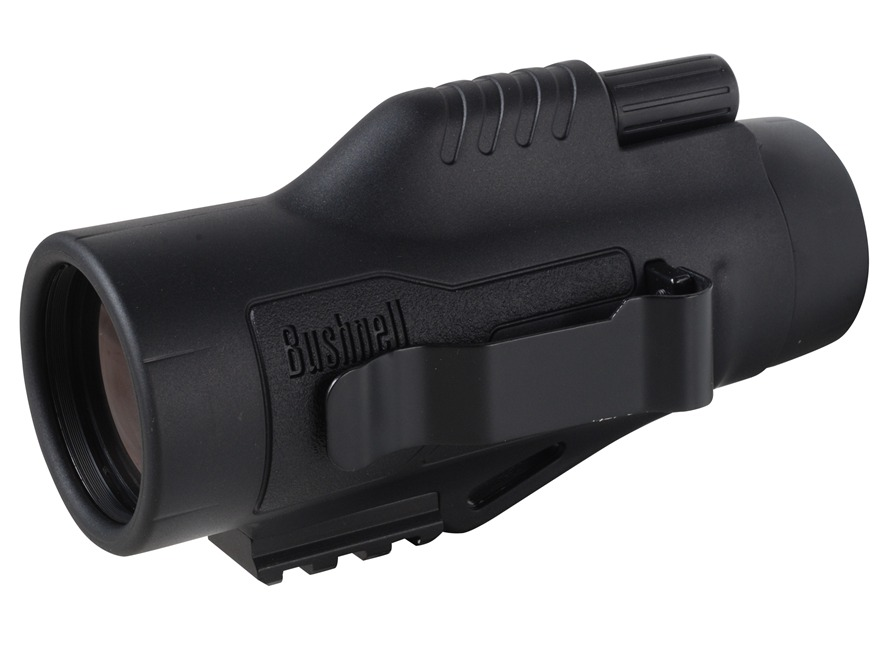 Bushnell Legend Ultra HD Monocular 10x 42mm Matte