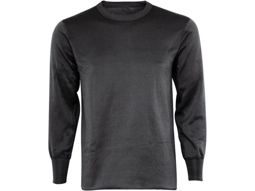 Indera Men's Fleece Long Sleeve Shirt