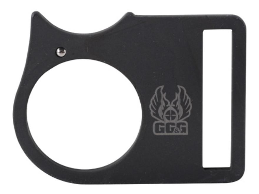 GG&G Front Sling Mount Adapter Mossberg 930 12 Gauge Steel Matte