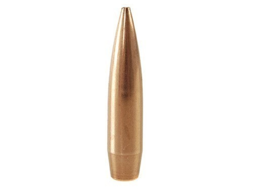 Sierra MatchKing Bullets 264 Caliber, 6.5mm (264 Diameter) 107 Grain Jacketed Hollow Po...