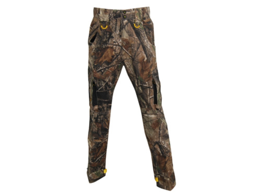 "ScentBlocker Men's Recon Pants Polyester Realtree Xtra Camo XL 40-42 Waist 32"" Inseam"