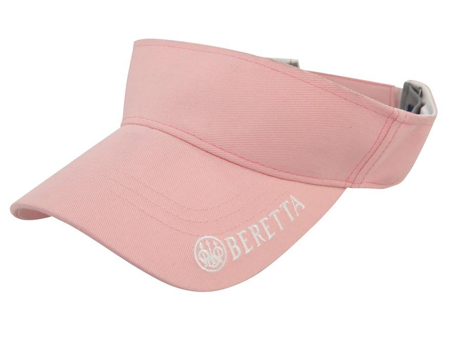 Beretta Women's Visor Cotton Pink