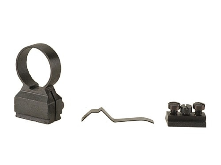 Leatherwood Hi-Lux William Malcolm Sharps Front and Rear Mount Blocks (Shiloh Sharps an...