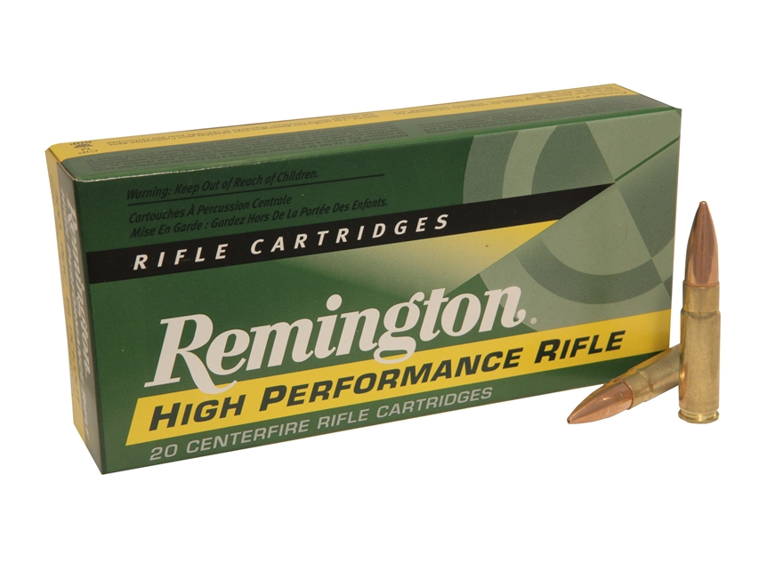 Remington Express Ammunition 300 AAC Blackout 220 Grain Open-Tip Match (OTM) Subsonic Box of 20