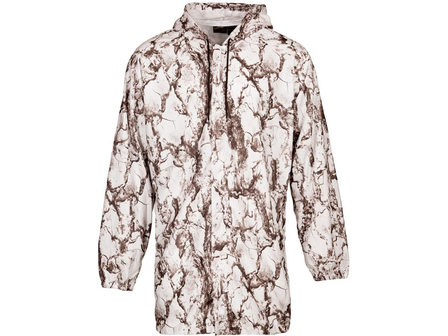 Natural Gear Men's Cover-Up Parka Cotton Natural Gear Snow Camo