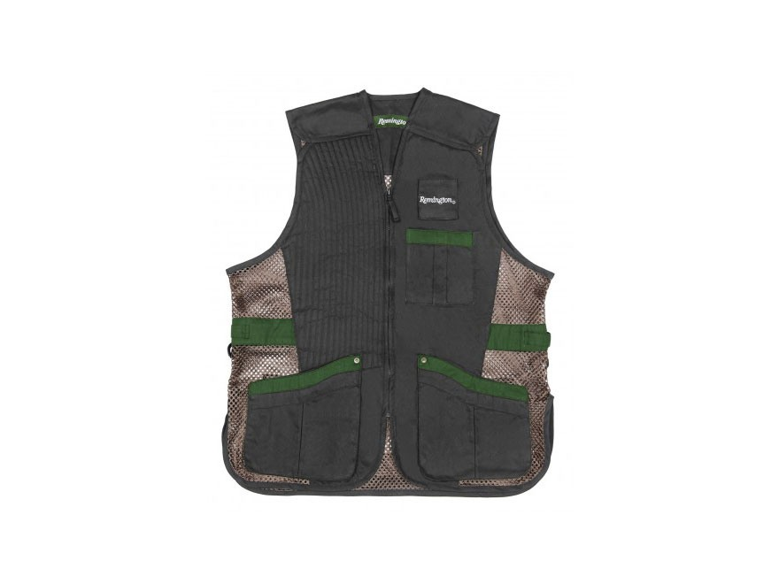 Remington Premier Shooting Vest Right Hand Medium/Large