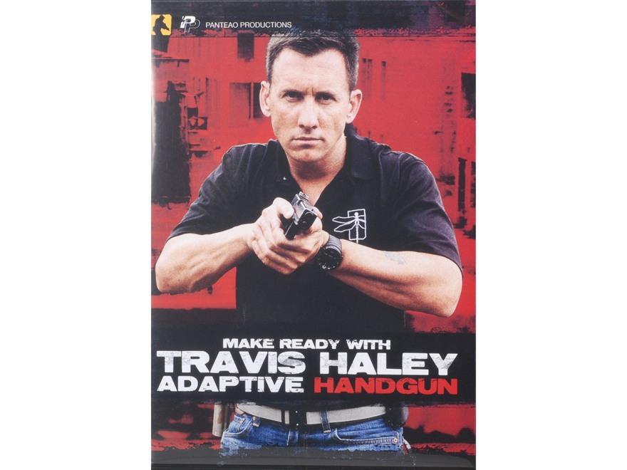 "Panteao ""Make Ready with Travis Haley: Adaptive Handgun"" DVD"