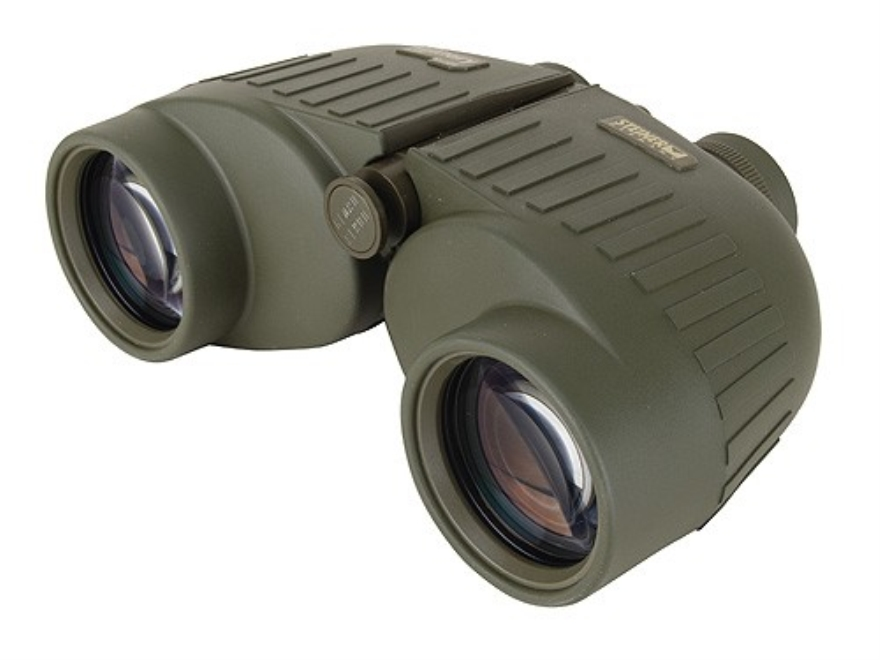Steiner Military R Tactical Binocular 10x 50mm with U.S. Army M-22 Reticle Rubber Armor...