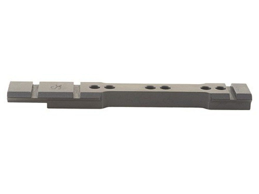 Stratton Custom TC Accessories Weaver-Style Steel 6-Hole Scope Base Thompson Center Contender Gloss