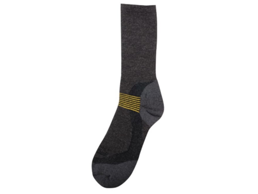 Scent Blocker Men's Heavyweight Socks Synthetic Blend Black