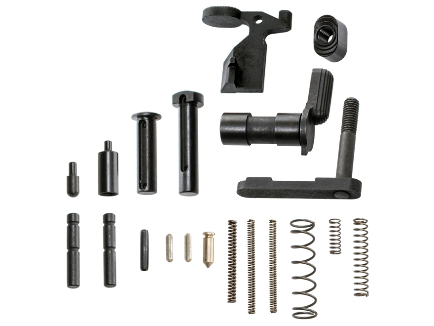 Ar Stoner Customizable Lower Receiver Parts Kit Ar 15