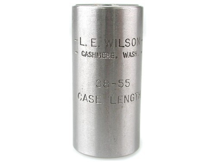 L.E. Wilson Case Length Gage 38-55 WCF
