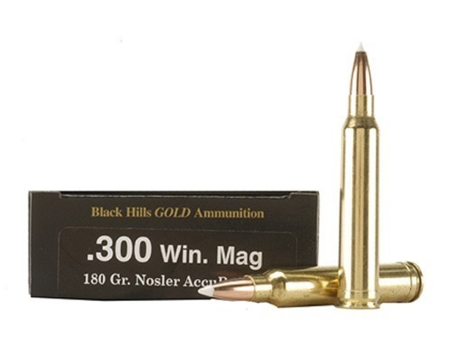 how to reload 300 win mag ammo