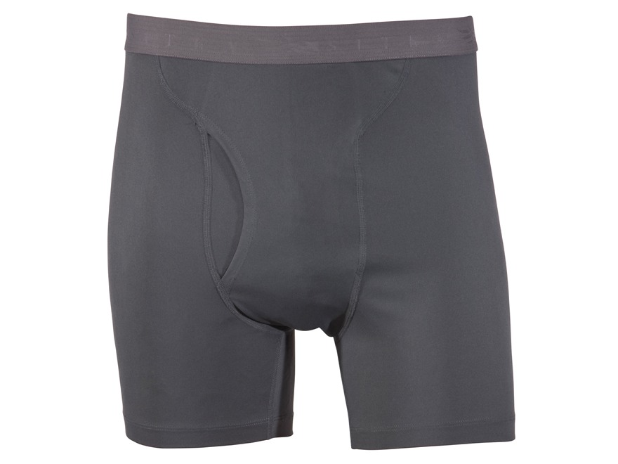 Sitka Gear Men's Core Boxer Underwear Polyester Pyrite