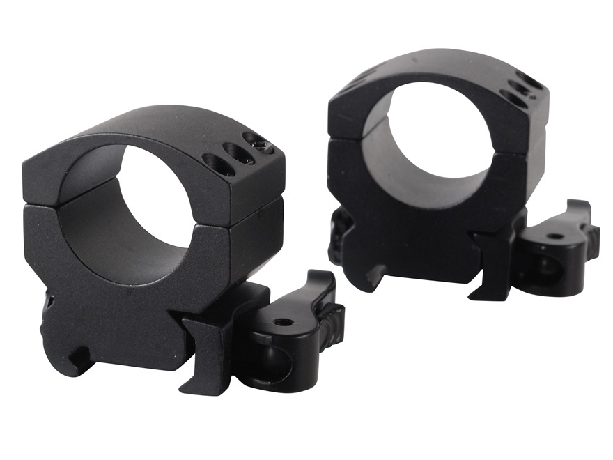 "Burris 1"" Xtreme Tactical QD Picatinny-Style Rings Matte"
