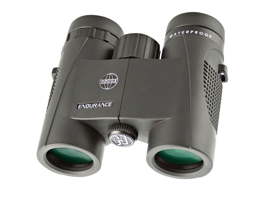 Hawke Endurance PC Binocular Roof Prism Black