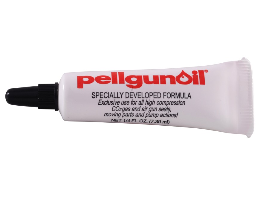 Crosman Pellgunoil Airgun Oil 1/4 oz Tube