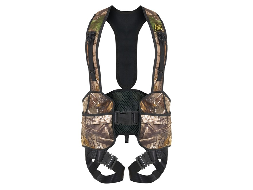 Hunter Safety System Hybrid Treestand Safety Harness Vest