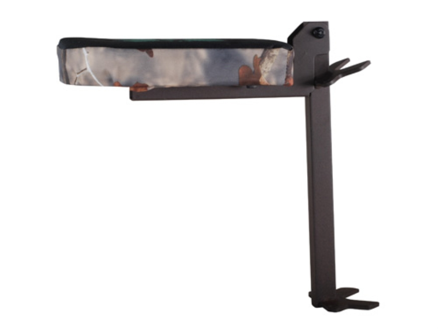 Tree Lax Strap On Tree Seat Steel and Foam Bloodtrail Camo