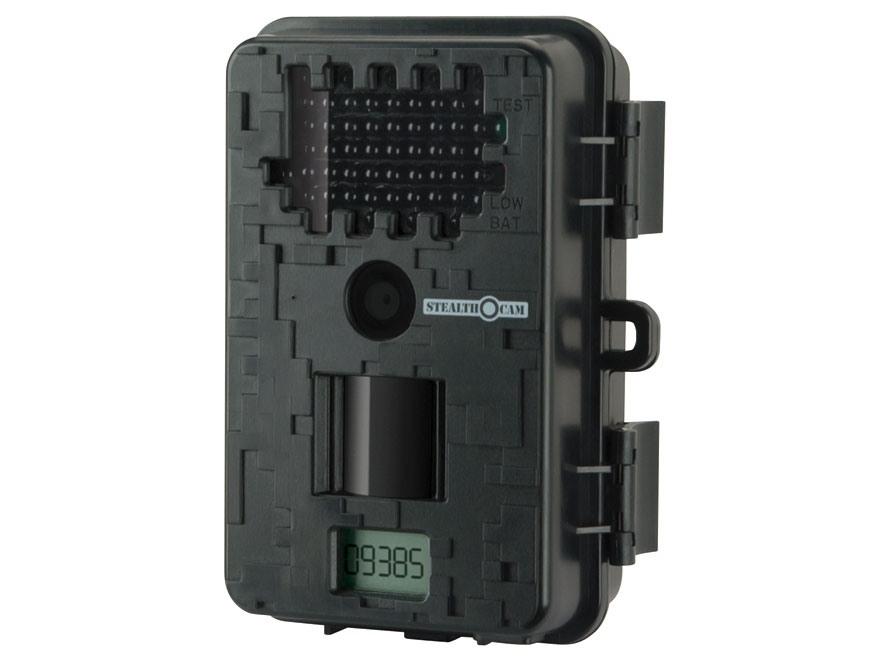 Stealth Cam Jim Shockey Sniper Shadow Black Flash Infrared 8 Megapixel Game Camera Black