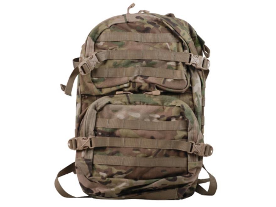 Spec.-Ops. T.H.E. Pack MOLLE Backpack Nylon Multicam