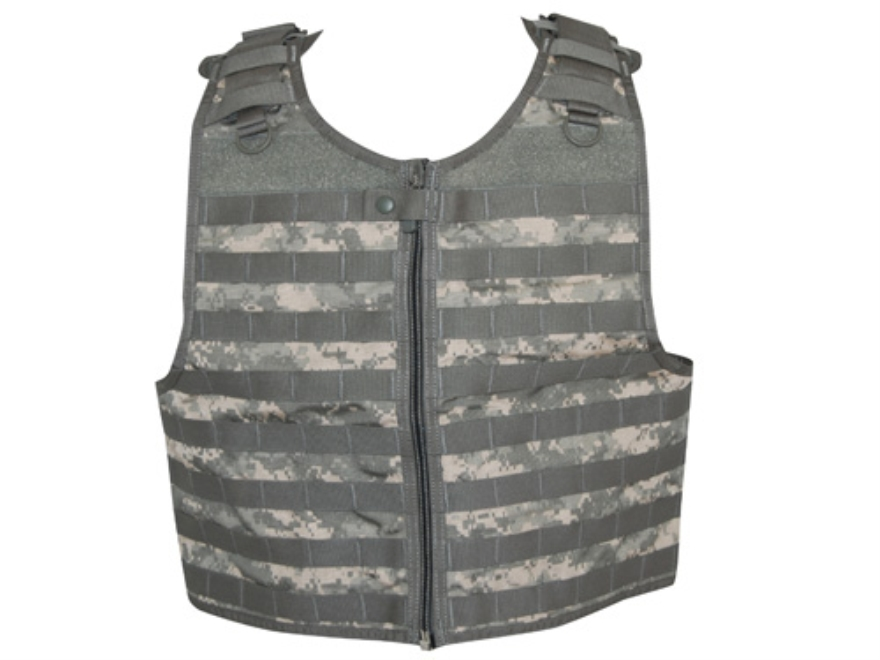 Spec.-Ops. Over-Armor MOLLE Load Bearing Vest Nylon