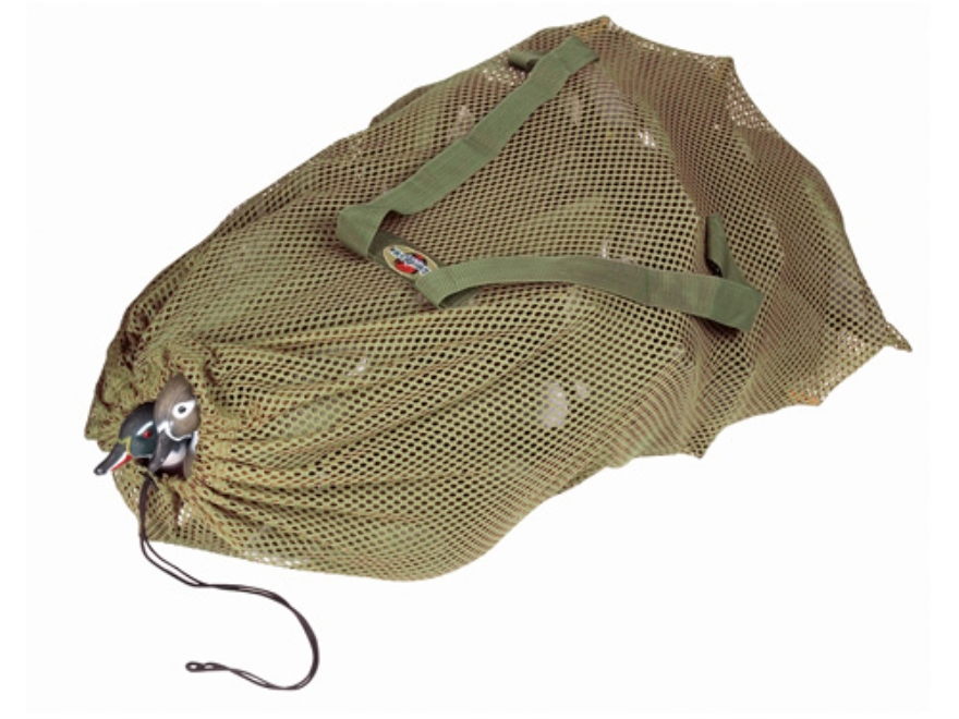 Flambeau Mesh Decoy Bag Polyester Olive Drab