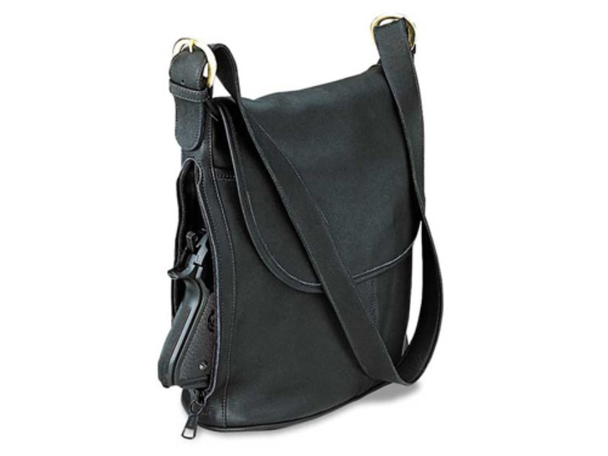 Galco Pandora Conceal Carry Handbag Leather Black
