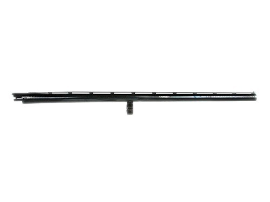 "Remington Barrel Remington 870 Wingmaster 12 Gauge 3"" 26"" Rem Choke with Improved Cylinder, Modified and Full Chokes Vent Rib Standard Contour (Bradley Front Sight and Middle Bead) Blue"